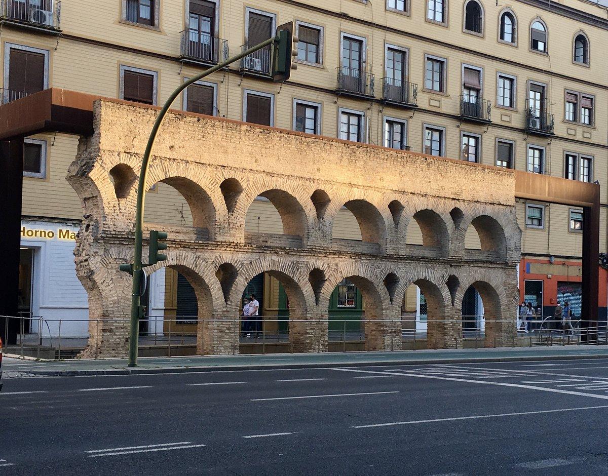 Maurisches Aquädukt - Los Caños de Carmona, Sevilla