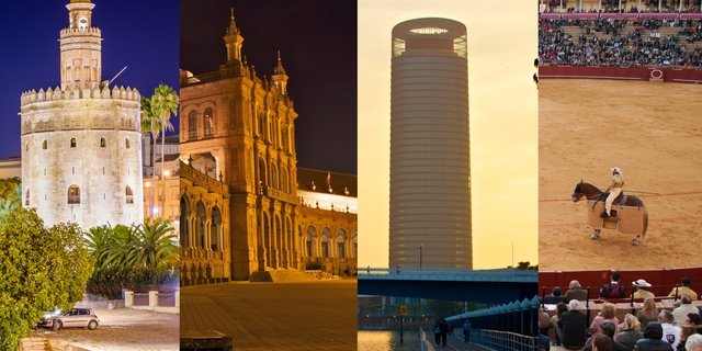 Create your own Custom Tour in Seville