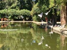 Parque Maria Luisa in Sevilla