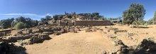 Munigua - eine römische Grabungsstätte