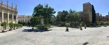 Monumentales Zentrum von Sevilla